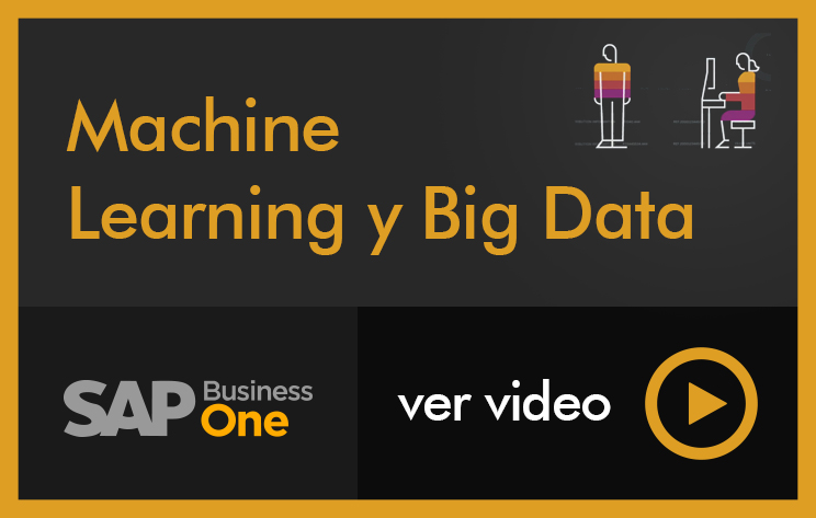Machine Learning y Big Data software ERP SAP BO
